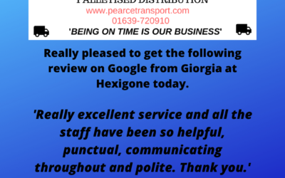 Another 5* review on Google!