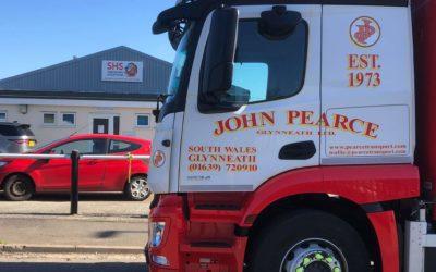 Investment in John Pearce Transport