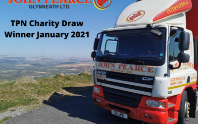 TPN Charity Draw winner!